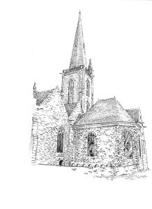 742 Ill et Vilaine – Cathédrale St Vincent – St Malo
