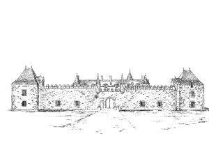 743 Côtes d'armor – Château de Bienassis – Pleneuf-Val-André