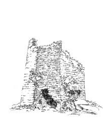 749 Côtes d'armor – Tour templiers – Pleboulle