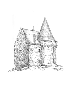 757 Château – Brignac St Guyomard – Morbihan