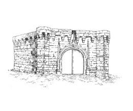 759 Morbihan – Porte des Rohans – Guemene sur Scorff