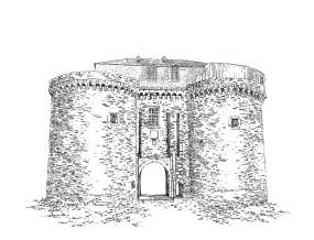 760 Rampart porte Mordelaise – Rennes – Ill et Vilaine