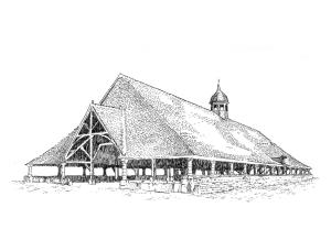 764 Halles de Faouët – Morbihan