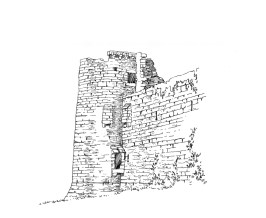 765 Ruines château de Coatfrec – Ploubezre – Côtes d'armor
