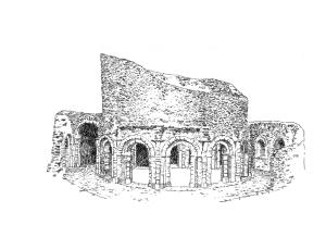 766 Temple Eglise Lanleff – Côtes d'armor
