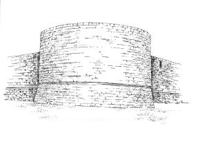 767 Remparts Château de Guingamp – Françoise-ambroise – Côtes d'armor