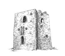 770 Château Ruines Machecoul – Loire atlantique