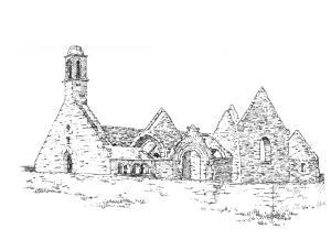 771 Finistère – Chapelle St Honoré – Plogastel St Germain