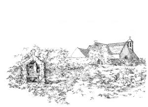 774 Eglise Notre Dame la Blanche – Hoedic – Morbihan