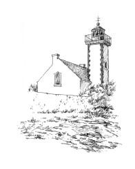776 Feu Pointe des chats – Groix – Morbihan