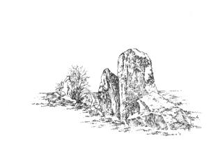 792 Alignement de Lampouy – Ille et Vilaine