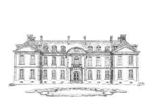 794 Château Domaine de Kerguehennec – Bignan – Morbihan