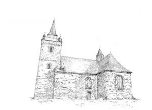 798 Eglise Notre Dame Toute Aide – Querrien – Côtes d'armor