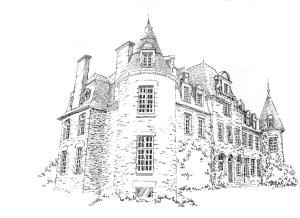 801 Château Lady Mond – Belle-Isle-en-terre – Côtes d'armor