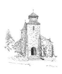 808 Eglise St Gal – Côtes d'armor