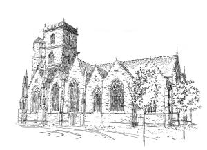 809 Eglise St Armel – Ploermel – Morbihan
