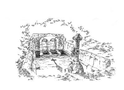 812 Fontaine du Coq – Bulat-Pestivien – Côtes d'armor