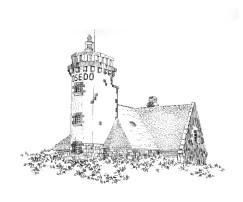 817 Phare de Rosédo – Ile de Bréhat – Côtes d'Armor