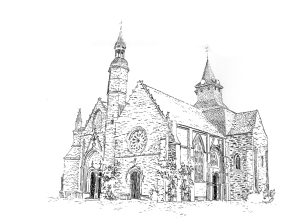 822 Eglise St Gilles – Malestroit – Morbihan