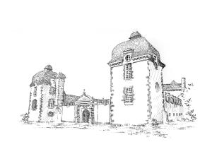 824 Château de Beaumanoir – Evran – Côtes d'armor