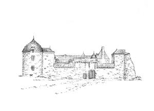 826 Château Touche Trebry – Côtes d'armor