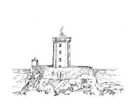 828 Phare de Lost-Pic – Plouézec – Côtes d'Armor