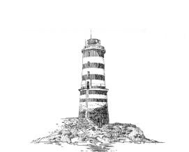 831 Phare du Grand Léjon – St-Brieuc – Côtes d'Armor