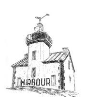 832 Phare de l'Ile Harbour – St-Quay-Portrieux – Côtes d'Armor