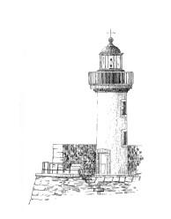 835 Feu jetée – Erquy – Côtes d'armor