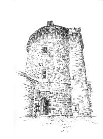 836 Tour – Montfort sur Meu – Ille et Vilaine