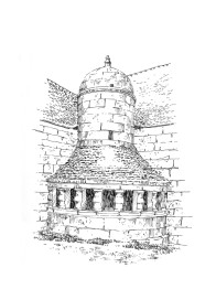 842 Ossuaire – Tregastel – Côtes d'armor