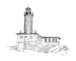 843 Phare de l'Ile aux Moines – Perros-Guirec – Côtes d'Armor