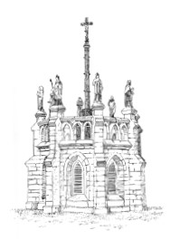 846 Ossuaire – Kermoroch – Côtes d'armor
