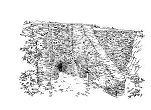 854 Four à chaux – Avessac – Loire atlantique