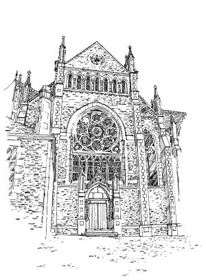 859 Eglise St Christophe – Nort-sur-Erdre – Loire atlantique