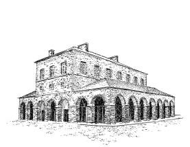 860 Monument public des Halles – Plélan-le-Grand – Ille-et-Vilaine