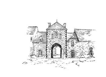 861 Abbaye Notre Dame de Timadeuc – Brehan – Morbihan