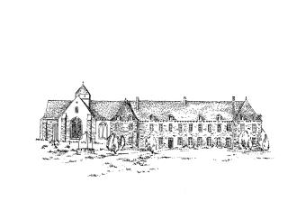 862 Abbaye de Paimpont – Ille et Vilaine