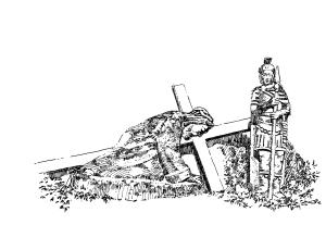 863 Statues – Chemin-Croix – Callac – Morbihan