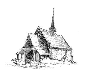 864 Chapelle de la Riaye – Meneac – Morbihan
