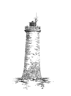 874 Phare du Grand-Charpentier – Loire-Atlantique