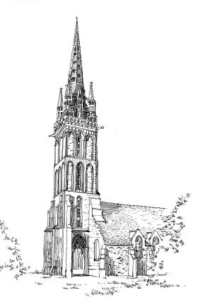 875 Chapelle de Lambader – Plouvorn – Finistère