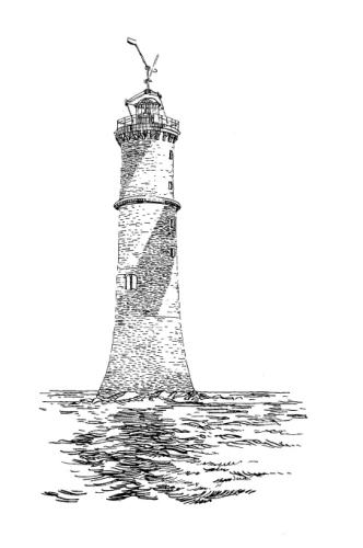 876 Phare du Four – Le Croisic – Loire-Atlantique