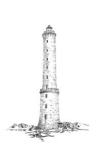 879 Côtes d'Armor – Phare des Héaux de Bréhat