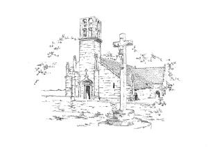 880 Finistère – Chapelle Lanvern – Ploneour-Lanvern