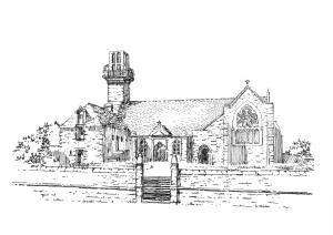881 Finistère – Chapelle de Languivoa – Ploneour Lanvern