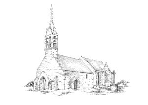 885 Finistère – Chapelle de la Madeleine – Plomeur