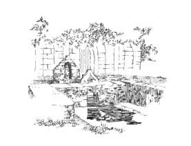 886 Finistère – Fontaine de la Madeleine – Plomeur