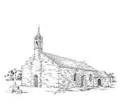 887 Finistère – Chapelle Ste Thérèse – Spezet