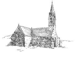 895 Morbihan – Chapelle St Herve – Gourin